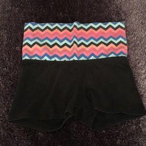 PINK Victoria's Secret Yoga Shorts!